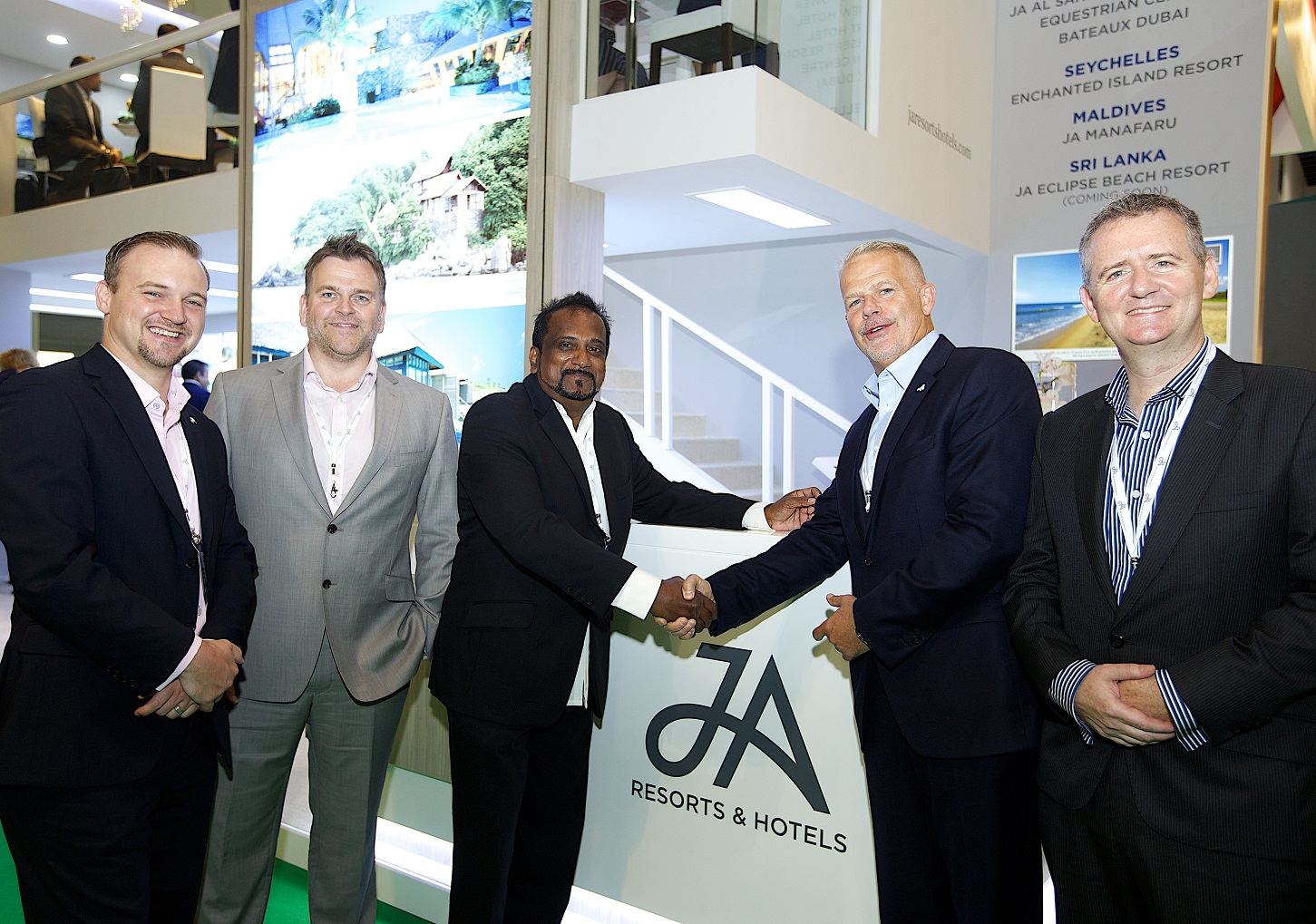 JA Resorts & Hotels is appointed by Gravity Resort Group 01