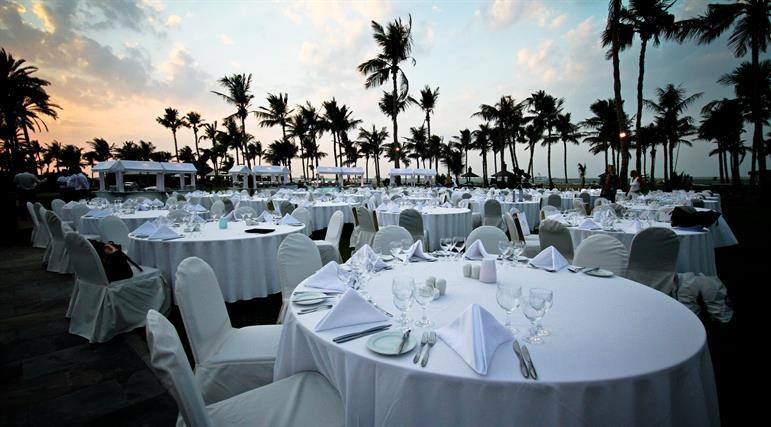 A stylish set up for your needs with JA resorts and hotels catering