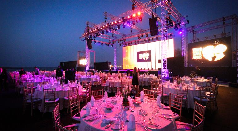 Any event and any catering you need with JA resorts and hotels