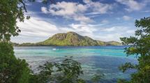 An Island Paradise in Seychelles