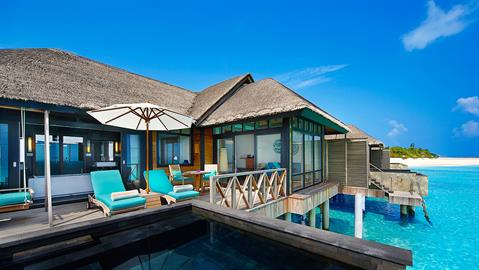 ROMANTIC HONEYMOON IN THE MALDIVES