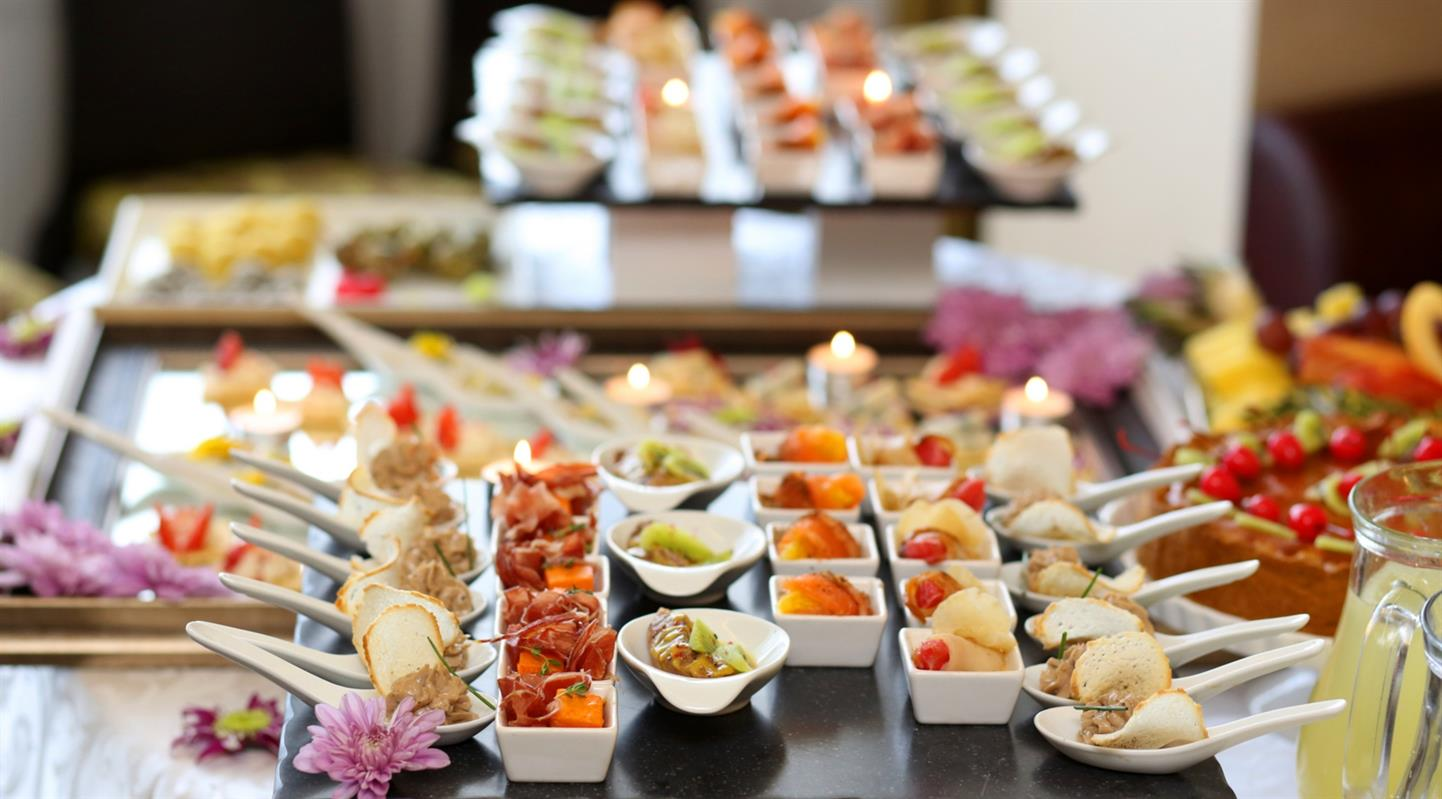 Fully mouth watering buffet just for you