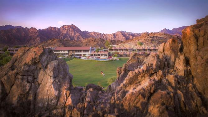COMPLIMENTARY NIGHT OFFER AT HATTA