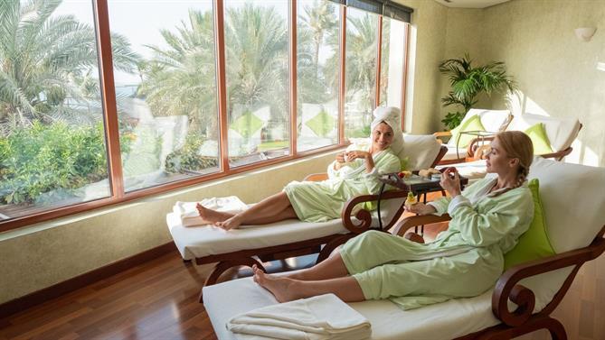 SPA & WELLNESS AT JEBEL ALI BEACH HOTEL