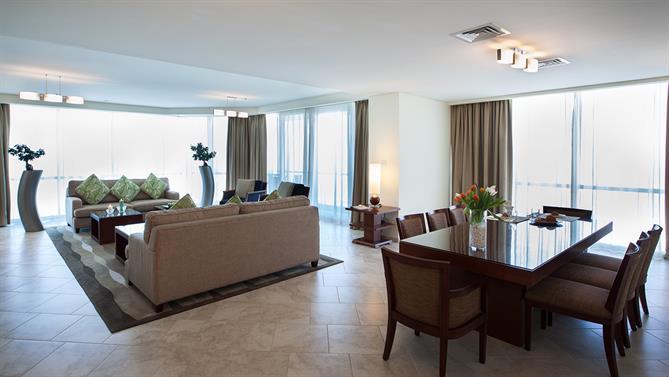 4-bedroom-Apartment---Living-Room