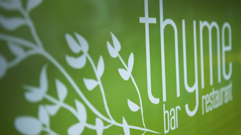 Thyme---Entrance
