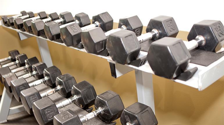 Gym---Dumbles