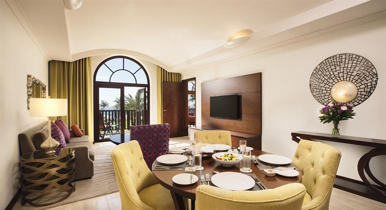 Royal Jamine One-Bedroom Suite - Living room_1440x788