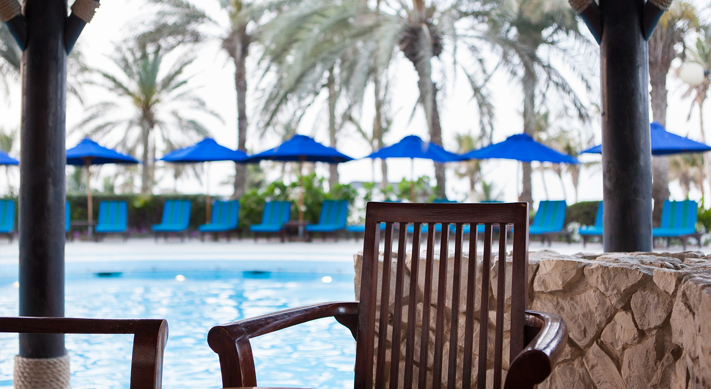 JA Jebel Ali Beach Hotel - Palmito Pool (8)